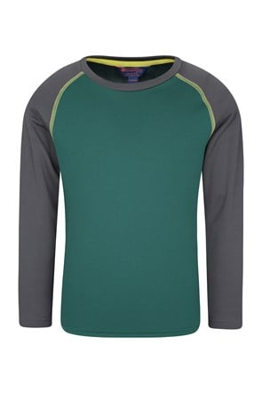 Endurance Kids Long Sleeved Top