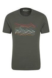 Mountain Richter Scale Herren T-Shirt