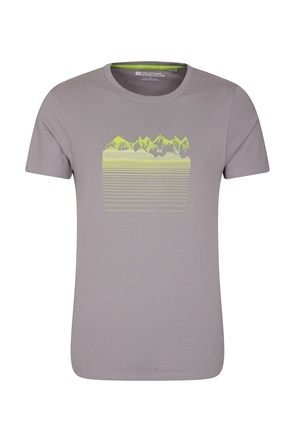 Mountain Gradient Mens Tee