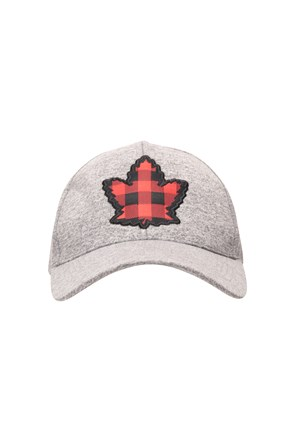 Canada Maple Leaf Mens Baseball Cap