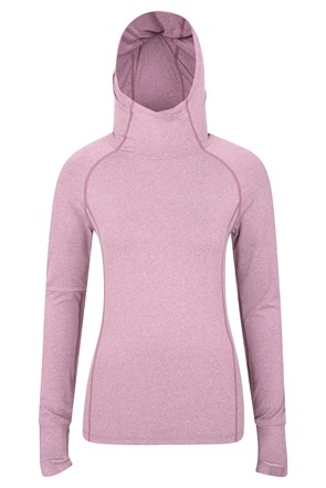 Breeze Recycled Yarn Womens Hoodie