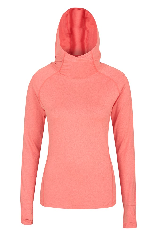 Mountain Warehouse Wms Moonlight Printed Womens Hoodie