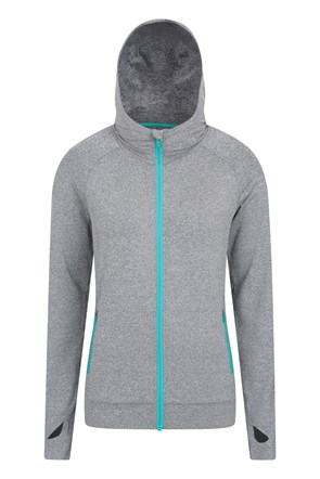 Tech Womens Hoody