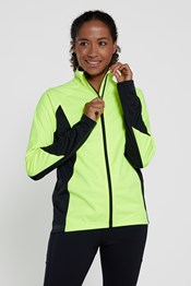 Speed Up High-Vis Womens Midlayer