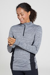 Pacesetter Half-Zip Womens Midlayer