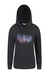 Hoodie Femme Northern Lights