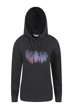 Northern Lights Damen-Hoodie