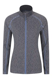 Bend & Stretch Womens Full-Zip Midlayer