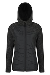 Ascent Damen-Steppjacke