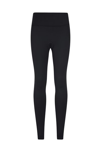 Speed Up Womens Cycle Leggings - Black