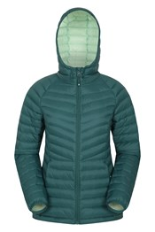Skyline Womens Hydrophobic Down Jacket