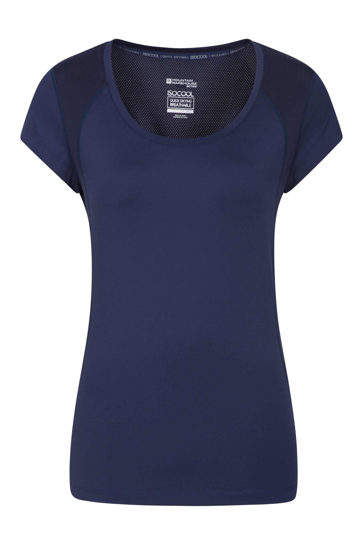 Enlighten Active - koszulka damska - Navy