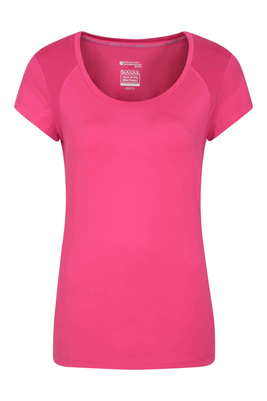 Enlighten Active - koszulka damska - Pink