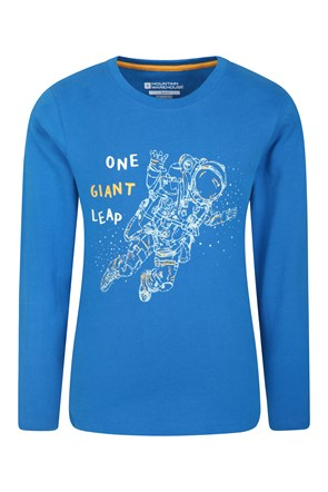 Astronaut Kids Top