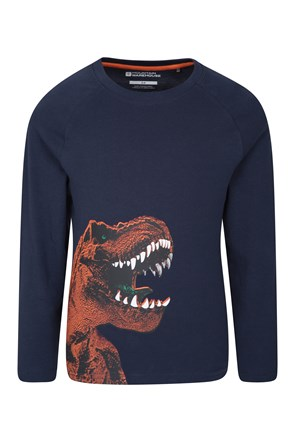 T-Rex Kids Top