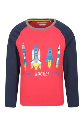 Haut Enfants Rocket Science