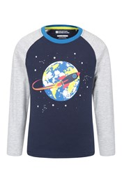Rocket Ship Kids Top