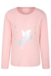 Unicorn Kids Top