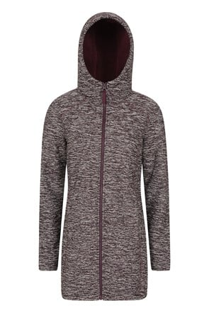 Hoodie Doublure Sherpa Femme Stirling