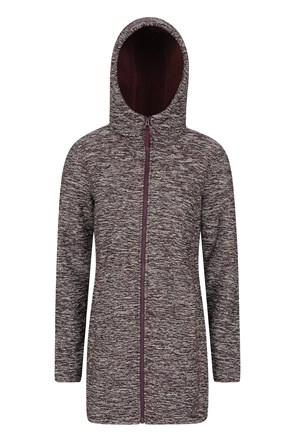 Stirling Womens Sherpa Lined Hoody