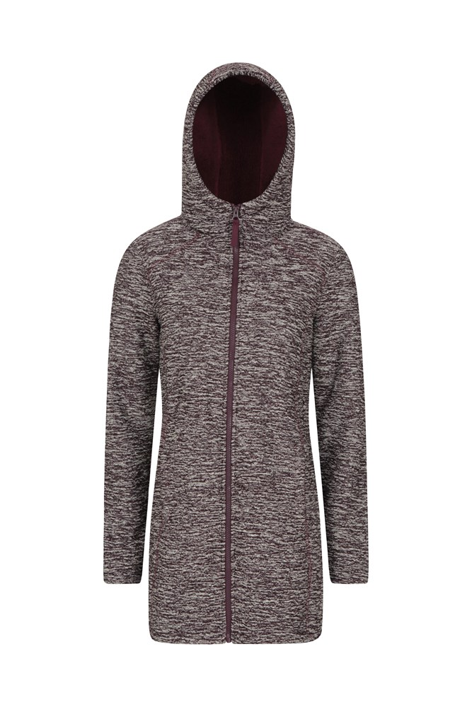 Hoodie Zip Intégral Femme Elder | Mountain Warehouse FR