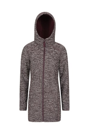 Stirling Womens Sherpa Lined Hoodie