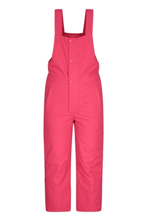 Bib Front Kids Ski Pants