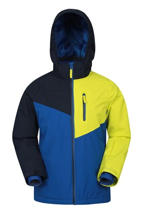 Veste de Ski Imperméable Enfant Everest