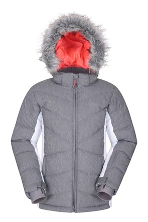 Powder Kids Padded Ski Jacket