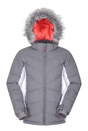 Powder Kinder Skijacke