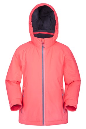 Slope Style Kids Waterproof Jacket