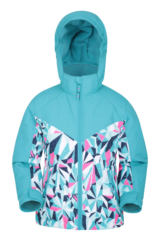 Yeti Full Zip Kids Fleece - Pink