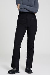 Avalanche Womens High-Waisted Slim Fit Ski Pants