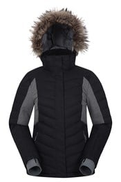 Powder Women Padded Ski Jacket