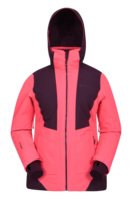 Slalom Extreme - wodoodporna kurtka damska - Pink