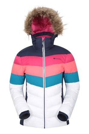 Avalanche Womens Padded Ski Jacket