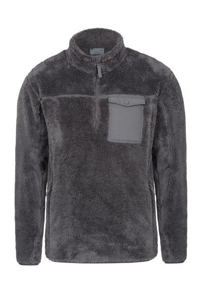 Yeti II Mens Fleece - Grey