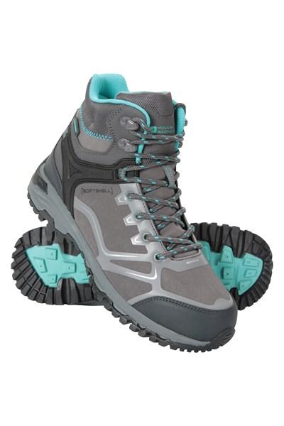 Odyssey Womens Softshell Boots - Grey