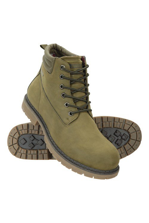 Gorge Winter Waterproof Mens Boots   Mountain Warehouse GB