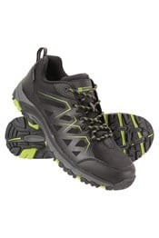 Inca Mens Waterproof Rip-Stop Shoes