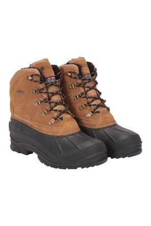 Range Mens Snow Boots