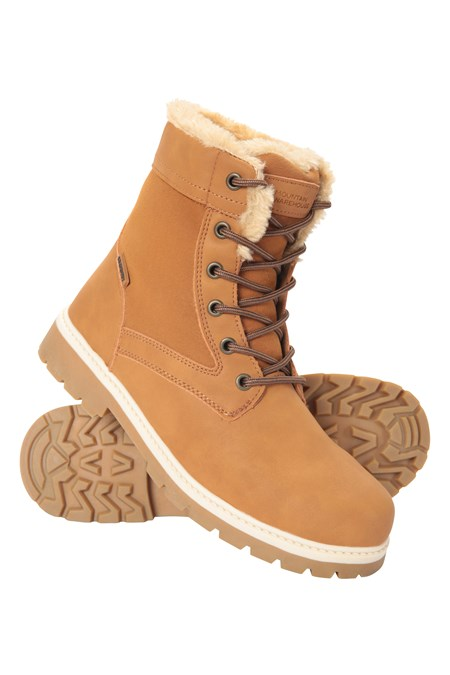 031458 CASUAL WOMENS WATERPROOF BOOT