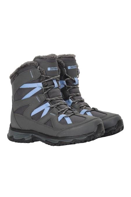 031473 TAHOE SOFTSHELL WOMENS SNOWBOOT