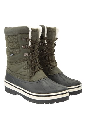 Andorra Womens Snow Boot