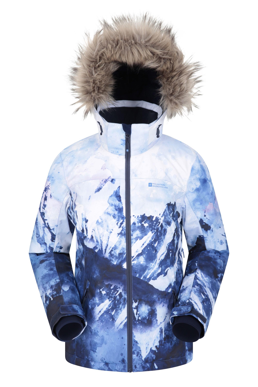 Nordic Extreme - kurtka narciarska damska - Blue