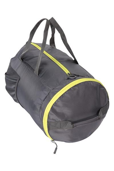 Packaway Duffle Backpack - Grey