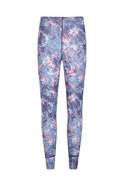 Talus Womens Printed Thermal Pants
