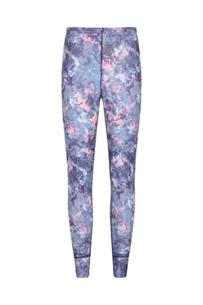 Talus Printed Womens Pants