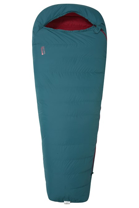 031507 LIGHTWEIGHT DOWN SEMI-SQUARE SLEEPING BAG