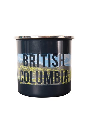 Enamel Mug - British Columbia